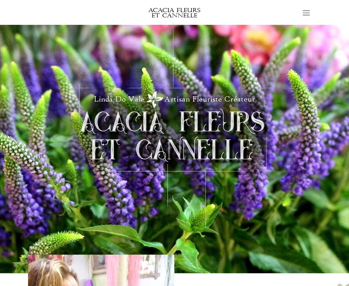 Acacia Fleurs et Canelle