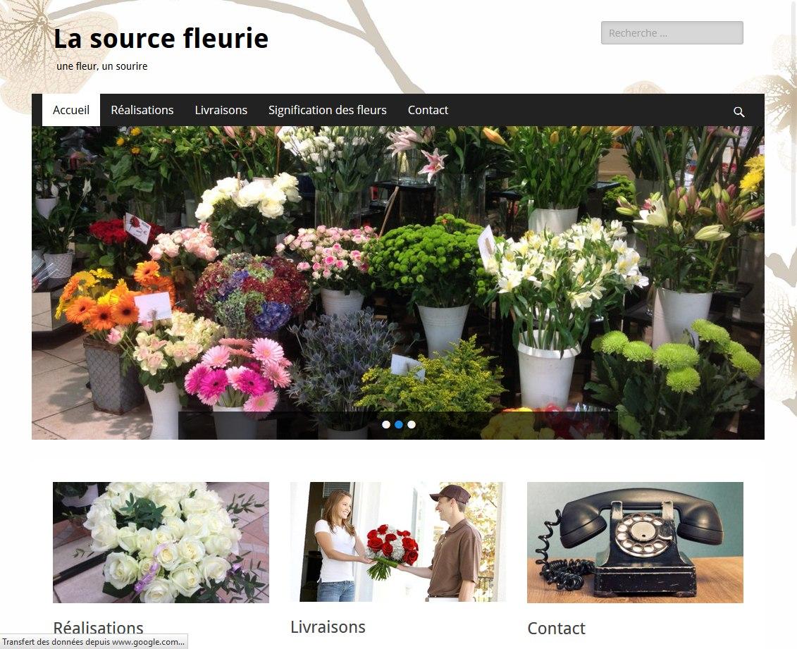 la Source Fleurie