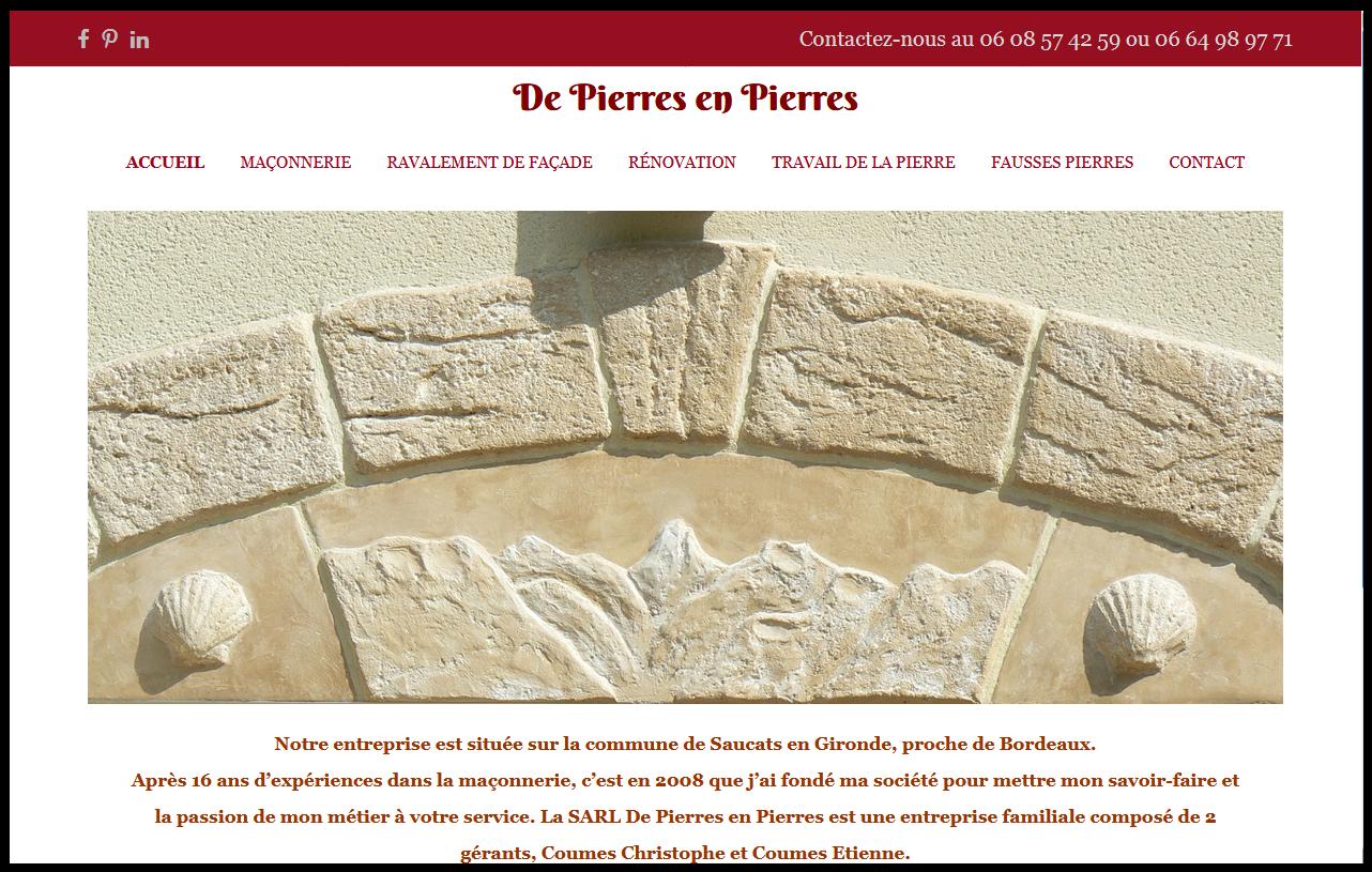 De pierres en Pierres