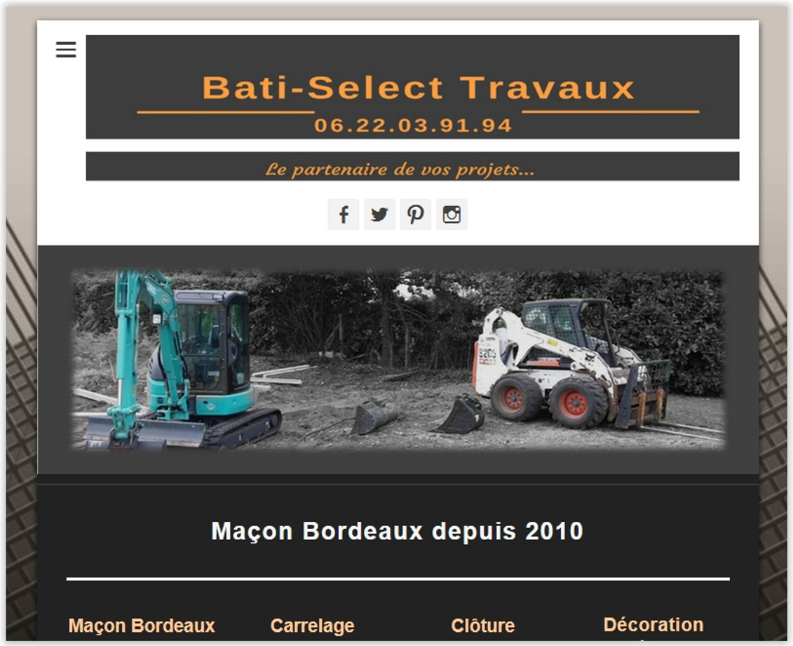 Batiselect Travaux